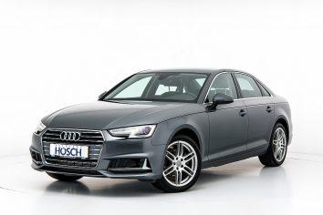 Audi A4 40 TFSI Sport Aut. LP: 52.684.-€ bei Autohaus Hösch GmbH in