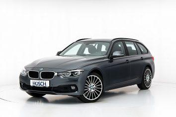 BMW 318d Touring Aut. LP:52.514.-€ bei Autohaus Hösch GmbH in