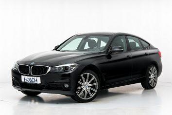 BMW 320d Gran Turismo Aut.  LP:48.821.-€ bei Autohaus Hösch GmbH in