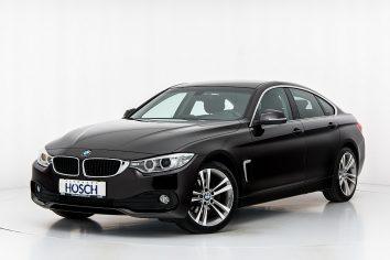 BMW 420d Gran Coupe Aut. LP: 48.467.-€ bei Autohaus Hösch GmbH in