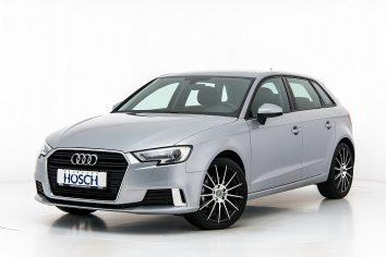 Audi A3 Sportback 1.6 TDI Sport LP:38.001.-€ bei Autohaus Hösch GmbH in