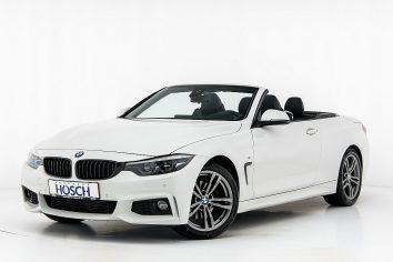 BMW 420d M-Sport Cabrio Aut. LP: 67.947.-€ bei Autohaus Hösch GmbH in