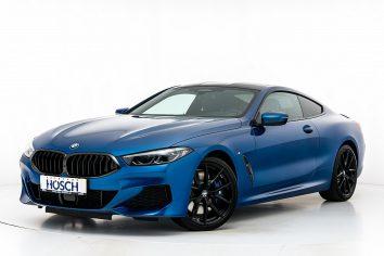 BMW 840d xDrive M-Sport Coupe Aut LP: 143.331.-€ bei Autohaus Hösch GmbH in