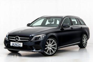 Mercedes-Benz C 220d Kombi Avantgarde Aut. LP:60.885.-€ bei Autohaus Hösch GmbH in
