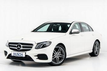 Mercedes-Benz E 200d AMG-Line Aut. LP: 65.364.-€ bei Autohaus Hösch GmbH in