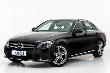 Mercedes-Benz C 220d Avantgarde Aut. LP:58.752.-€ bei Autohaus Hösch GmbH in