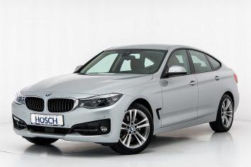 BMW 320d Gran Turismo Sport Line Aut. LP:66.366.-€ bei Autohaus Hösch GmbH in