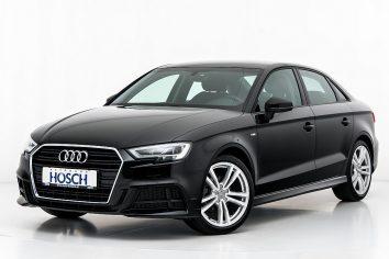 Audi A3 35 TFSI Sport Aut LP: 41.327.-€ bei Autohaus Hösch GmbH in