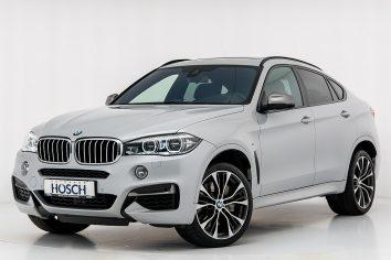 BMW X6 M50d xDrive Aut LP: 145.285.-€ bei Autohaus Hösch GmbH in