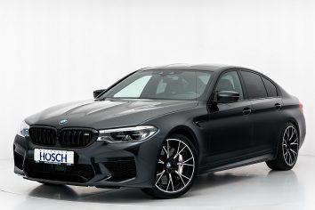 BMW M5 Competition xDrive V8 BiTurbo Aut. LP: 204.216.-€ bei Autohaus Hösch GmbH in