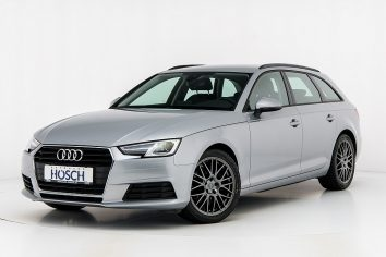 Audi A4 Avant TDI Aut. LP: 49.867,-€ bei Autohaus Hösch GmbH in