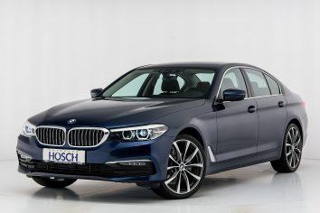 BMW 520d Aut. LP: 57.907.-€ bei Autohaus Hösch GmbH in