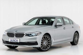 BMW 520d Aut. LP: 57.907,-€ bei Autohaus Hösch GmbH in