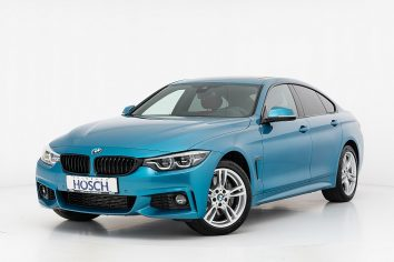 BMW 435d xDrive Gran Coupe M-Sport Aut. LP:84.129.-€ bei Autohaus Hösch GmbH in