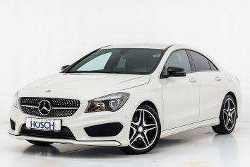 Mercedes-Benz CLA 180 Coupe AMG Line LP:38.632,-€ bei Autohaus Hösch GmbH in