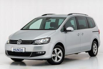 VW Sharan 2.0 TDI Karat 7-Sitzer Aut. LP: 47.579,-€ bei Autohaus Hösch GmbH in