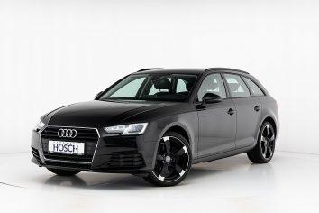 Audi A4 Avant TDI Aut. LP: 52.579,-€ bei Autohaus Hösch GmbH in