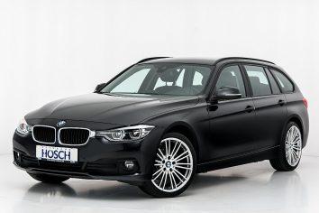 BMW 316d Touring Advantage Aut. LP: 48.098.- € bei Autohaus Hösch GmbH in