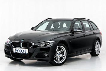 BMW 320d Touring M-Sport Aut. LP: 57.210,-€ bei Autohaus Hösch GmbH in