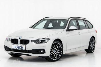 BMW 316d Touring Advantage Aut. LP:52.483.-€ bei Autohaus Hösch GmbH in