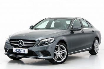 Mercedes-Benz C 220d Avantgarde Aut. LP: 53.385.-€ bei Autohaus Hösch GmbH in