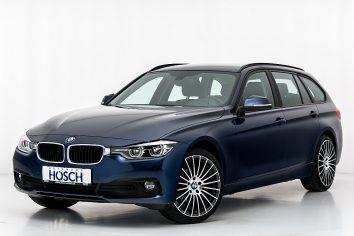 BMW 316d Touring Advantage Aut. LP:47.243.- € bei Autohaus Hösch GmbH in
