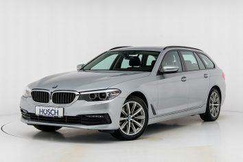 BMW 520d Touring xDrive Sport Line Aut. LP:70.411.-€ bei Autohaus Hösch GmbH in