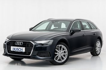 Audi A6 Avant 40 TDI Aut. LP:64.597,-€ bei Autohaus Hösch GmbH in