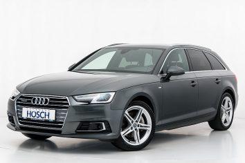 Audi A4 Avant TDI quattro Sport S-Line Aut. LP: 72.324,-€ bei Autohaus Hösch GmbH in