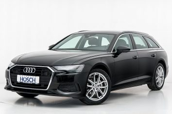 Audi A6 Avant 40 TDI Aut. LP: 64.813,-€ bei Autohaus Hösch GmbH in