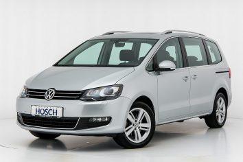VW Sharan TDI Comf 7-Sitzer Aut LP: 59.948,-€ bei Autohaus Hösch GmbH in