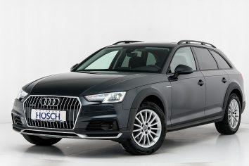 Audi A4 Allroad TDI quattro Aut. LP:66.691,-€ bei Autohaus Hösch GmbH in