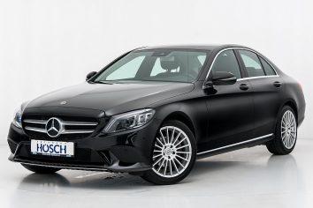 Mercedes-Benz C 220d Avantgarde Aut. LP: 57.127.-€ bei Autohaus Hösch GmbH in