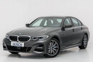 BMW 330i M-Sport Aut. !NEUES MODELL! LP.: 62.850,-€ bei Autohaus Hösch GmbH in
