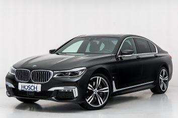 BMW 740e Plug-in Hybrid M-Sportpaket Aut LP: 135.366,-€ bei Autohaus Hösch GmbH in