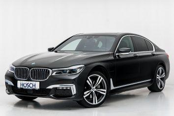 BMW 740e Plug-in Hybrid M-Sportpaket Aut LP: 132.546,-€ bei Autohaus Hösch GmbH in