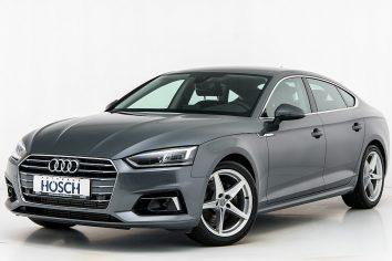 Audi A5 Sportback 40 TFSI Sport Aut. LP:58.407,-€ bei Autohaus Hösch GmbH in