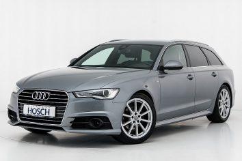 Audi A6 Avant TDI S-Line Aut. LP: 77.859,-€ bei Autohaus Hösch GmbH in