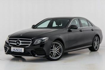 Mercedes-Benz E 200 AMG-Line Aut. LP: 77.473,-€ bei Autohaus Hösch GmbH in