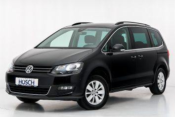 VW Sharan TDI Comf. 4WD 7-Sitzer Aut. LP: 67.983,-€ bei Autohaus Hösch GmbH in