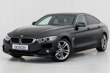 BMW 430d Gran Coupe Aut. LP: 59.075,-€ bei Autohaus Hösch GmbH in