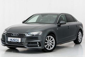Audi A4 2,0 TFSI ultra Sport 2xS-Line Aut. LP: 59.280.-€ bei Autohaus Hösch GmbH in