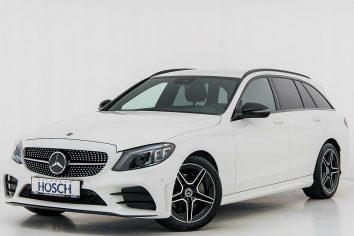 Mercedes-Benz C 220d Kombi AMG-Line Aut. LP: 61.854.-€ bei Autohaus Hösch GmbH in