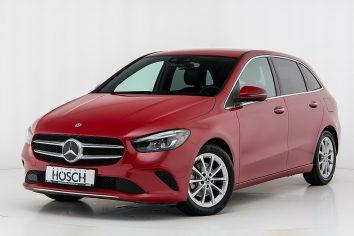 Mercedes-Benz B 200d Progressive Line Aut. LP: 44.506.-€ bei Autohaus Hösch GmbH in