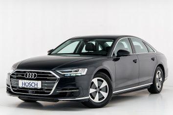 Audi A8 50 TDI quattro Aut. LP: 128.526,-€ bei Autohaus Hösch GmbH in