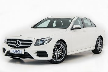 Mercedes-Benz E 220d AMG Line Aut. LP: 76.245.-€ bei Autohaus Hösch GmbH in