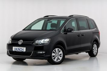 VW Sharan TDI Comf 7-Sitzer Aut LP: 62.661,-€ bei Autohaus Hösch GmbH in