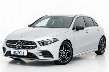 Mercedes-Benz A 180 AMG Line Aut. LP: 43.445,-€ bei Autohaus Hösch GmbH in