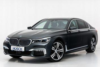 BMW 740e Plug-in Hybrid M-Sportpaket Aut. LP: 132.546,-€ bei Autohaus Hösch GmbH in