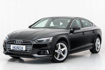 Audi A5 Sportback 40 TFSI Sport Aut. LP: 58.407,-€ bei Autohaus Hösch GmbH in